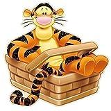 Disney Winnie the Pooh Tigger förmiger Läufer Te