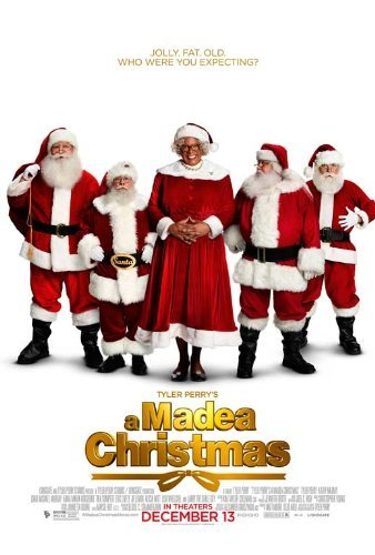 Tyler Perry's A Madea Christmas Poster ( 27 x 40 - 69cm x 102cm ) (Style C) (2013)