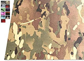 HolsterSmith: KYDEX Thermoform Sheet - Infused SuperCam Camo Pattern - Color Collection