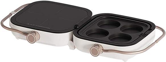 Elektrische Grills Met Verwijderbare Platen, Draagbare Elektrische Hete Pan En Bbq-grill Multifunctionele Pan Met Antiaanb...