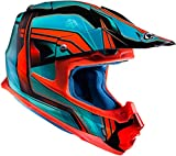 Casco HJC FX-CROSS Piston MC4 XS