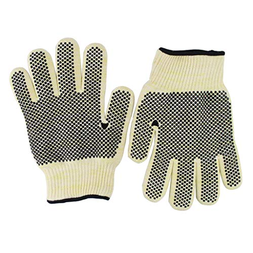 Grill Armor Extreme Heat Resistant Oven Gloves Cooking Gloves for BBQ Grilling Baking
