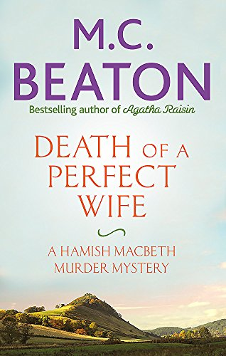 Death Of A Perfect Wife 147212409X Book Cover
