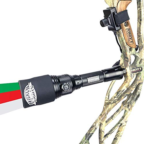 Wicked Lights A51iC 3-Color-in-1 Bow Hunting Light Kit for Coyote, Hog, Bow Fishing, and Predator