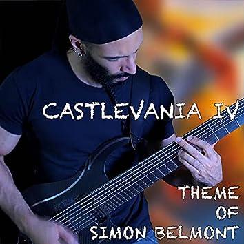 "Theme of Simon Belmont (From ""Castlevania IV"") (Metal Remix)"