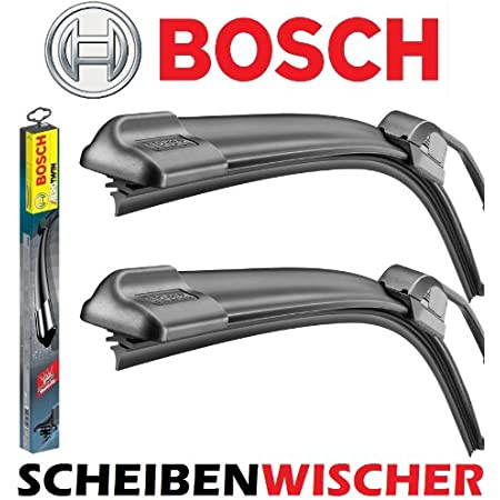 Bosch Aerotwin A977s 3397118977 Scheibenwischer Wischerblatt Wischblatt Flachbalkenwischer Scheibenwischerblatt 650 425 Set 2mmservice Auto