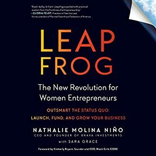 Leapfrog: The New Revolution for Women Entrepreneurs cover art
