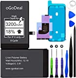 Best Iphone 5 Replacement Batteries - oGoDeal Battery Replacement for iPhone X DIY Battery Review