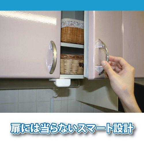 ノムラテック『快適防災吊戸棚用耐震ロックスーパー閉じるポン(N-2137)』
