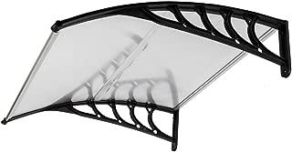 VINGLI Window Awning Door Canopy, 40
