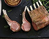 Grass-Fed Rack of Lamb, 2 count, 2.25 lb each from Kansas City Steaks