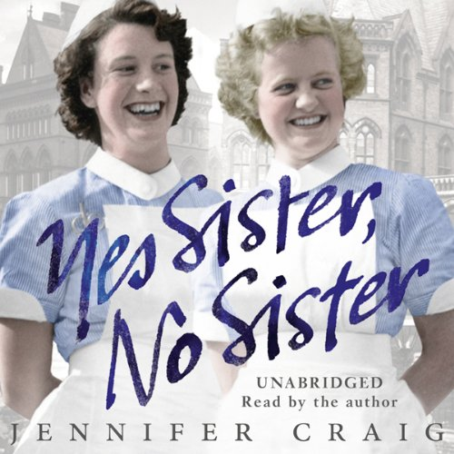 Yes Sister, No Sister audiobook cover art