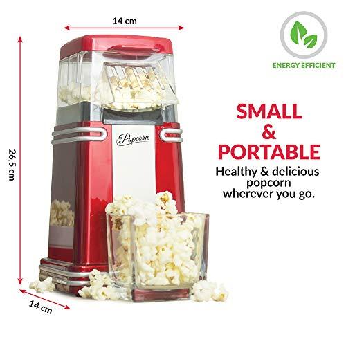 Gadgy – Heißluft – Popcornmaschine - 4