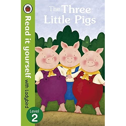 Read It Yourself the Three Little Pigs
