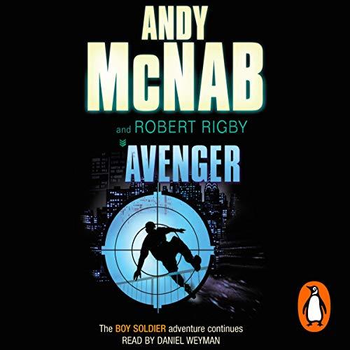 Avenger cover art