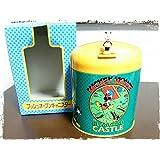 ディズニー ミッキーマウス プッシュオープンキャニスター 保存容器