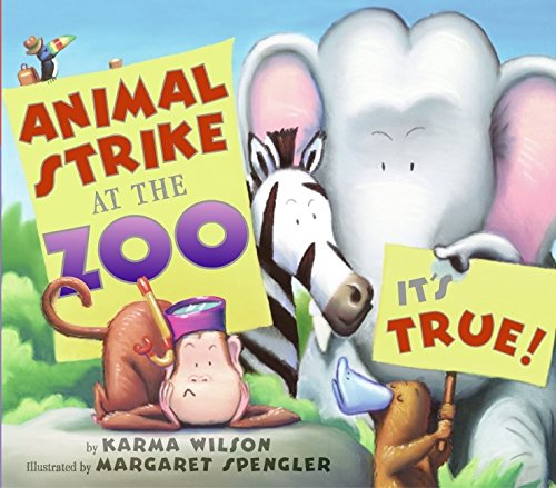 Animal Strike at the Zoo. It's True!の詳細を見る