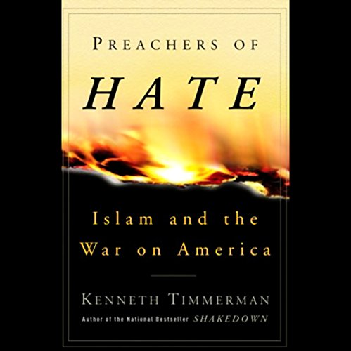 Preachers of Hate audiobook cover art