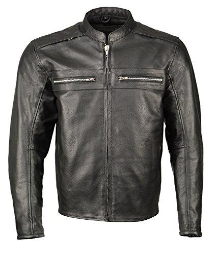 Boss Men's Leather Jacket