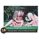 Solopuzzles Puzzle Personalizado de 3000 Piezas (96x68cm) Todas Las Piezas Son Diferentes. ÚNICO