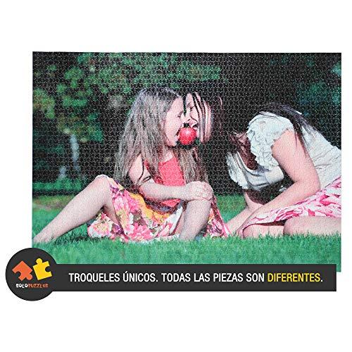 Solopuzzles Puzzle Personalizado con tu Foto Favorita de 300