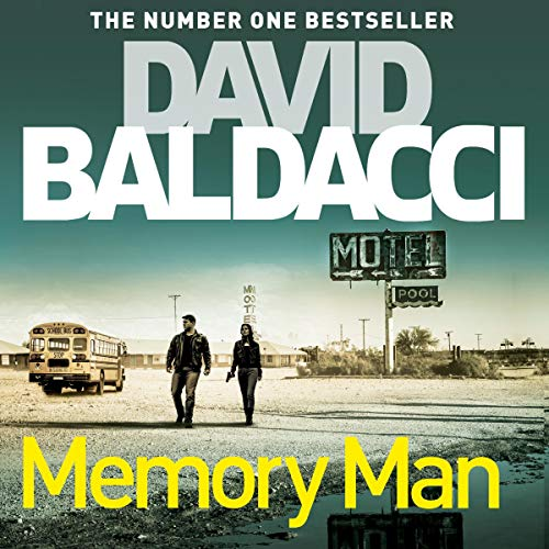 Memory Man cover art