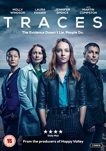 Traces [DVD] [2019]