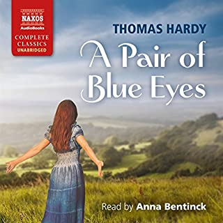 A Pair of Blue Eyes                   By:                                                                                                                                 Thomas Hardy                               Narrated by:                                                                                                                                 Anna Bentinck                      Length: 16 hrs     19 ratings     Overall 4.3
