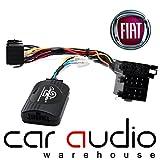Adaptador de interfaz de control de audio T1 Audio T1-FT4 para volante de coche con cable de conexión, paraFiat 500, Punto, Ducato, Doblo, Idea, Qubo, Fiorino, Nemo, Bipper
