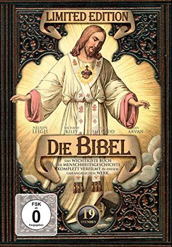 Die Bibel - Das wichtigste Buch der Menschheit - Deluxe Buchbox [9 DVDs]