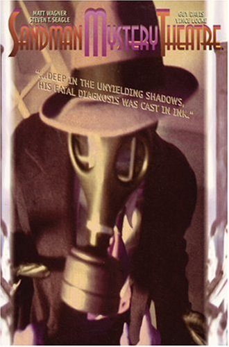 Sandman Mystery Theater: Dr. Death and the Night of the Butcher - VOL 05