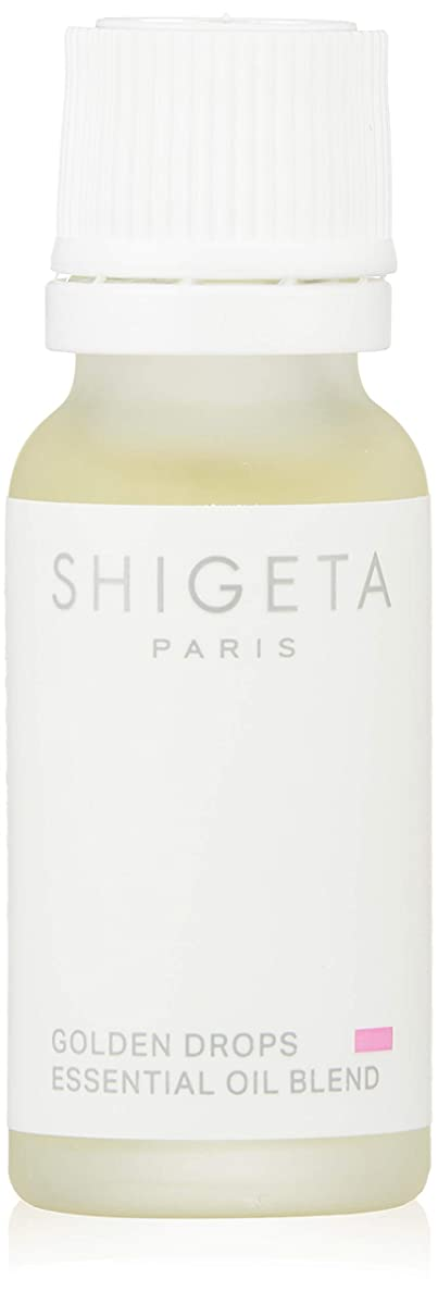 日記バンド縫い目SHIGETA(シゲタ) ゴールデンドロップス 15ml