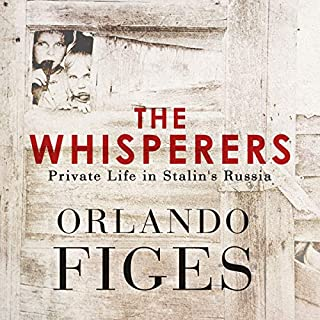 The Whisperers cover art