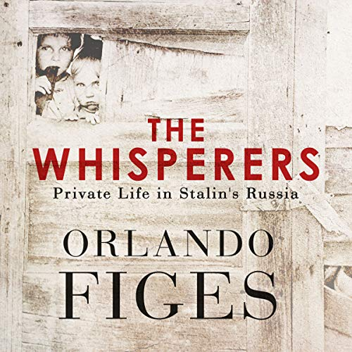 The Whisperers audiobook cover art