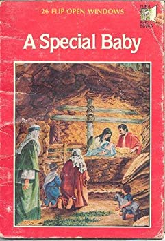 Paperback A Special Baby (Flip and Find Books) Book