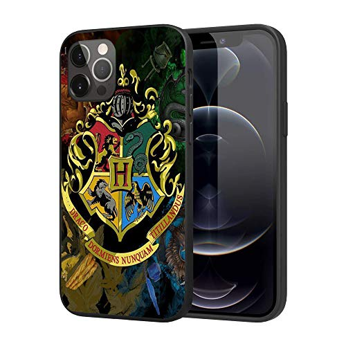 iPhone 12 Pro Max Case, Cover iPhone Case Basic Case,6.7 inch (Harry-Potter)