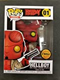 Comics - Hellboy Limited Edition Chase Variant Vinyl Figure with Horns