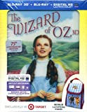 The Wizard of Oz 3D With Collectible Lunchbag