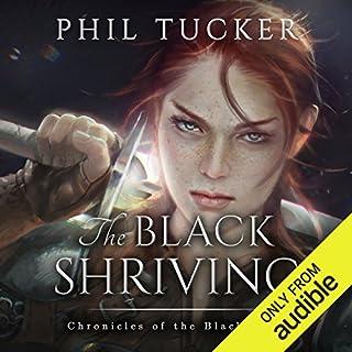 The Black Shriving cover art