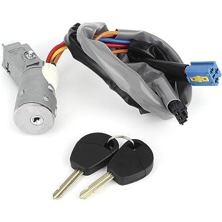 Zündschloss Schließzylinder Zündschloss Startschalter Mit 2 Schlüsseln 4162 Cf Passend Für Citroen Berlingo Auto