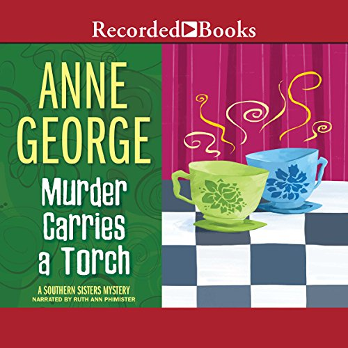 Murder Carries a Torch audiobook cover art