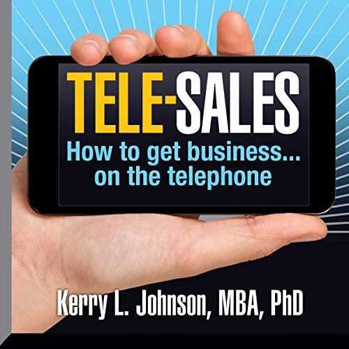 Tele-Sales audiobook cover art