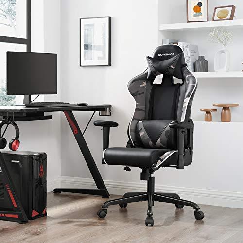 Las mejores sillas gaming de Amazon