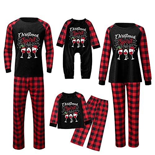 Weihnachts Familien-Schlafanzug...