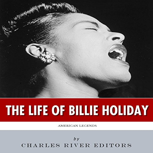 American Legends: The Life of Billie Holiday audiobook cover art