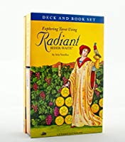 Exploring Tarot Using Radiant Rider-Waite: Deck and Book Set