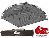 Chill Gorilla Portable Cat Tent. Tent & Playhouse. Perfect Pet Enclosure & Playpen for Indoor & Outdoor Pets