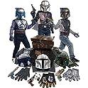 Imagine by Rubie's Star Wars Bounty Hunter Dress Up Trunk Set