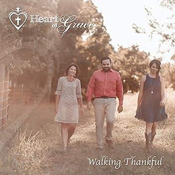 Walking Thankful
