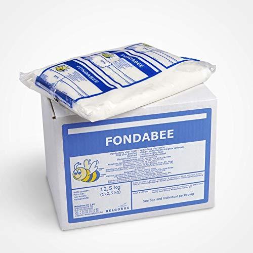 Belgosuc CANDITO per API FONDABEE alimento Superiore in Pasta per Apicoltura da kg. 2,5 (Scatola da 5 Pezzi)